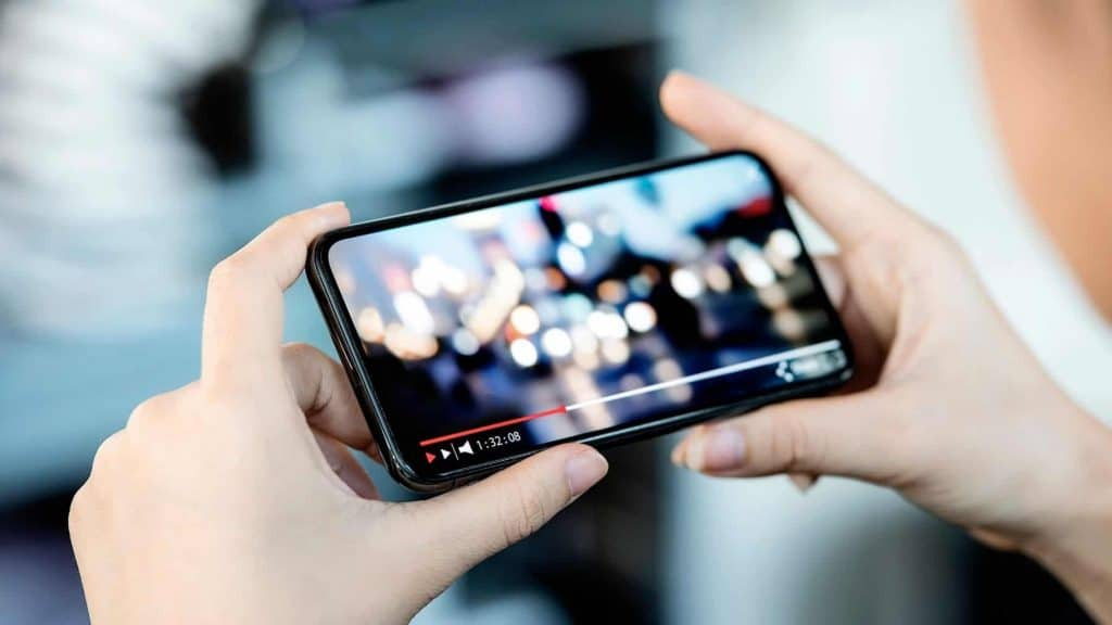 Creating video content with a phone