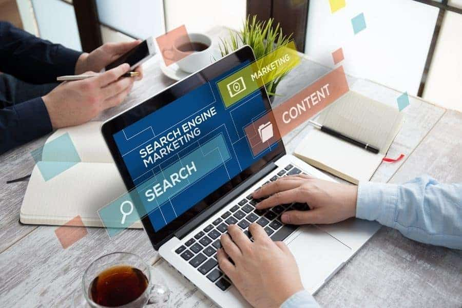Benefits of content marketing for SEO