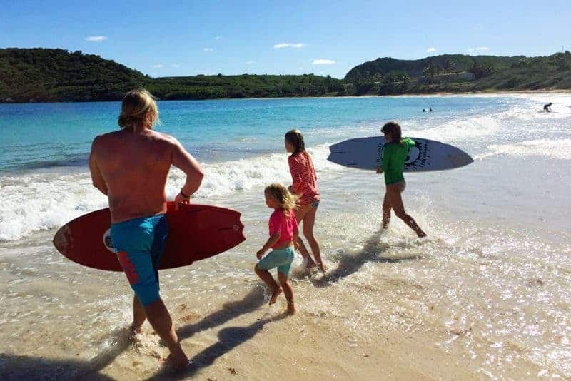 family surf co beach