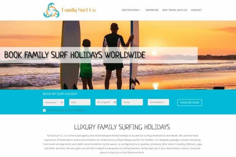 family surf co web shot